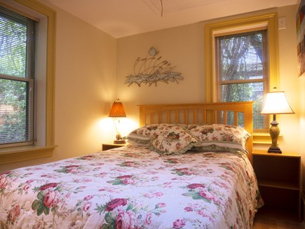 Chatham Village Cape Cod vacation rental - Full size bed in second bedroom