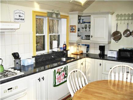 Chatham Village Cape Cod vacation rental - Kitchen up close