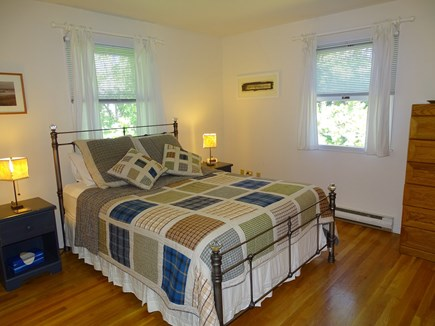 Wellfleet Cape Cod vacation rental - Main floor Queen master with adjacent bath