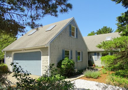 Wellfleet Cape Cod vacation rental - Lovely setting with gardens in the front and back of house