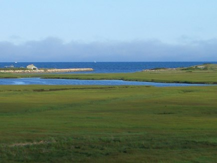West Yarmouth Cape Cod vacation rental - Views across the Marsh to Seagull Beach