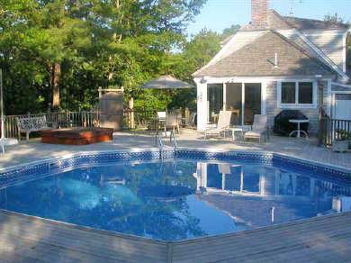 New Seabury (Mashpee) New Seabury vacation rental - Heated pool and walk to beach!