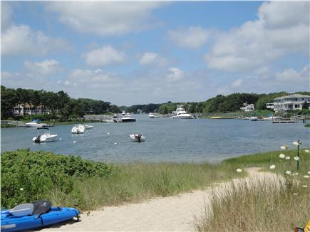 New Seabury (Mashpee) New Seabury vacation rental - Popponesset Bay...watch the boat go by from the beach