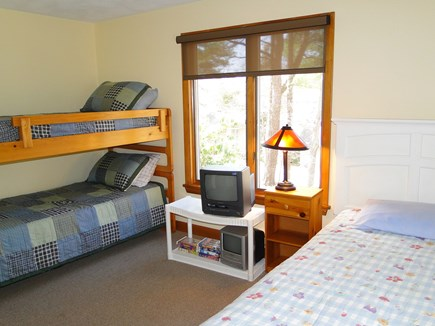New Seabury (Mashpee) New Seabury vacation rental - Great for kids, first floor bunk bed room, sleeps 3