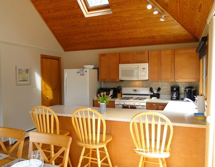 New Seabury (Mashpee) New Seabury vacation rental - Remodeled kitchen with breakfast bar