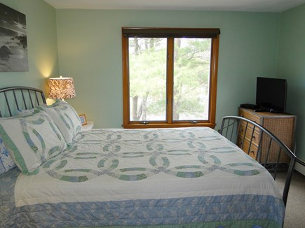New Seabury (Mashpee) New Seabury vacation rental - Upstairs queen bedroom