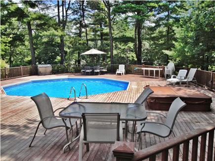 New Seabury (Mashpee) New Seabury vacation rental - Swim in the heated pool or relax in the 6 man hottub