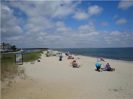 New Seabury (Mashpee) New Seabury vacation rental - Spit Beach is just an 8 minute walk from the house