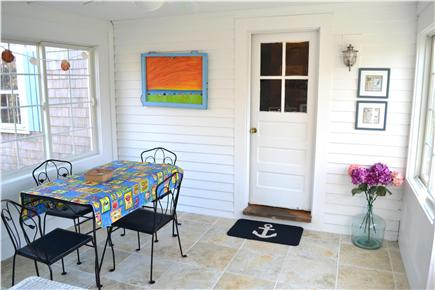 Eastham Cape Cod vacation rental - Breezeway