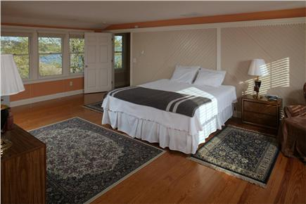 Oyster Pond/Chatham Cape Cod vacation rental - Dormer Bedroom - Twin XL's or King Bed