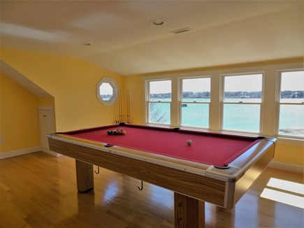 Oyster Pond/Chatham Cape Cod vacation rental - Billiard room - Second floor