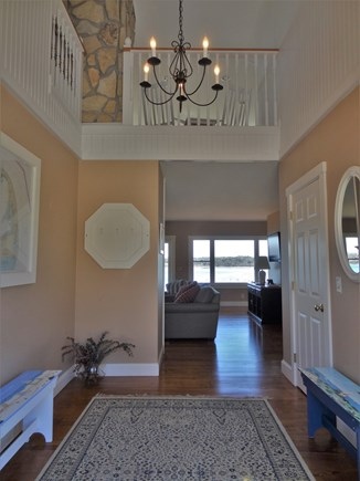 Oyster Pond/Chatham Cape Cod vacation rental - Foyer