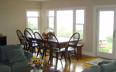 Oyster Pond/Chatham Cape Cod vacation rental - Dining Room with a view