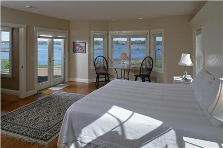 Oyster Pond/Chatham Cape Cod vacation rental - View from Master Bedroom