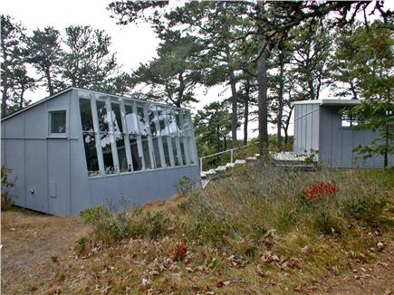Wellfleet Cape Cod vacation rental - studio building