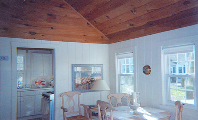 Dennis Port Cape Cod vacation rental - Dining area and Kitchen