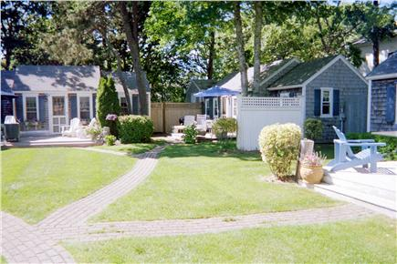 Dennis Port Cape Cod vacation rental - View of cottage complex