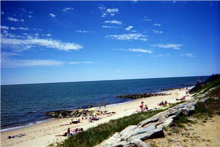 Dennis Port Cape Cod vacation rental - Sea Street Beach- easy 5 minute walk