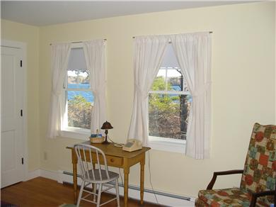Eastham Cape Cod vacation rental - Water views from master bedroom