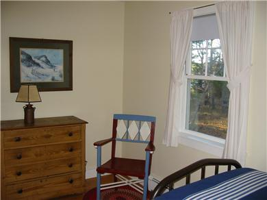 Eastham Cape Cod vacation rental - Twin Bedroom (partial view)