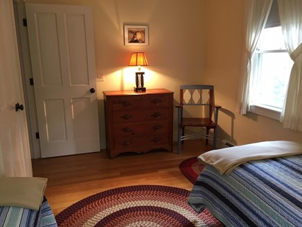 Eastham Cape Cod vacation rental - Second bedroom partial view