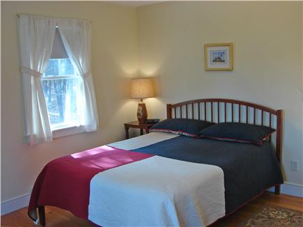 Eastham Cape Cod vacation rental - Master bedroom with queen size bed
