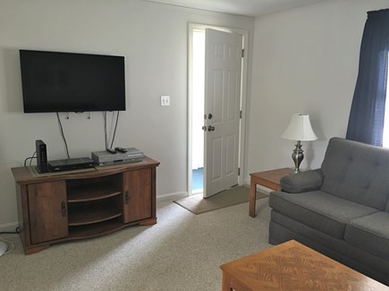 Falmouth Cape Cod vacation rental - Living Room, Unit 1