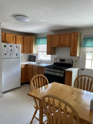Falmouth Cape Cod vacation rental - Kitchen, Unit 2