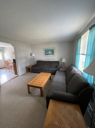 Falmouth Cape Cod vacation rental - Living Room, Unit 2