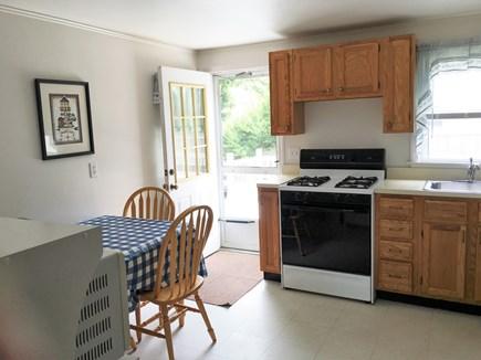 Falmouth Cape Cod vacation rental - Kitchen, Unit 1