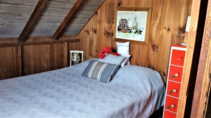 Truro - Corn Hill Cape Cod vacation rental - Master bedroom - queen bed