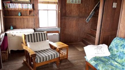 Truro - Corn Hill Cape Cod vacation rental - Den