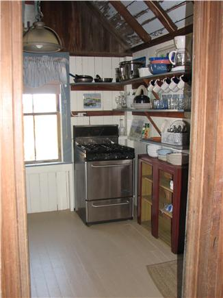 Truro - Corn Hill Cape Cod vacation rental - Kitchen