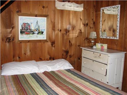 Truro - Corn Hill Cape Cod vacation rental - Bedroom with double bed - sleeps 2