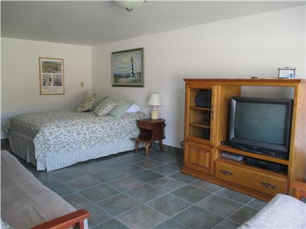 Wellfleet Cape Cod vacation rental - Finished room in basement also third bedroom
