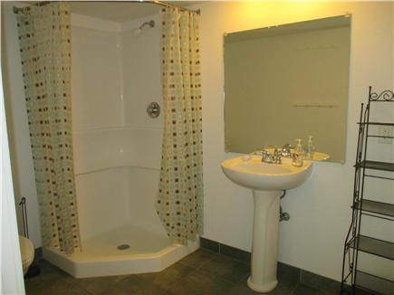 Wellfleet Cape Cod vacation rental - Basement Suite Full Bath