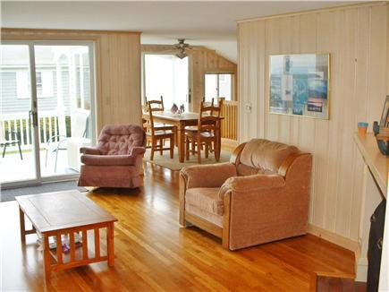 New Seabury, Mashpee New Seabury vacation rental - Living and Dining area