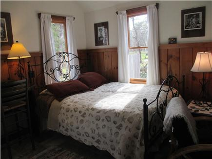 Wellfleet Cape Cod vacation rental - Sleeping area with queen bed