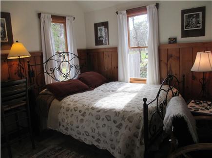 Wellfleet Cape Cod vacation rental - Sleeping area with queen bed