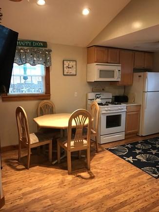 Dennis Port Cape Cod vacation rental - Open dining area near kitchen