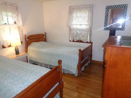 Centerville West Hyannisport Cape Cod vacation rental - Twin bedroom, brand new mattresses, one bureau