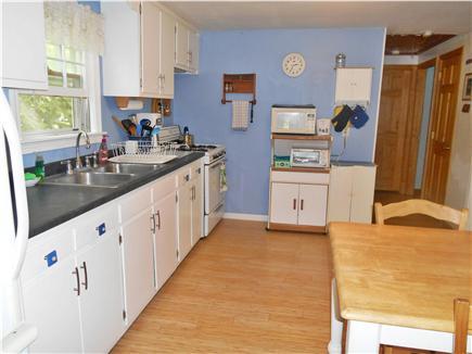 Centerville West Hyannisport Cape Cod vacation rental - Eat in Kitchen