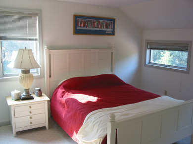 Harwich Cape Cod vacation rental - Second upstairs Bedroom with Queen Bed