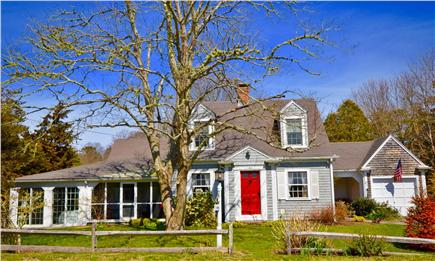 East Orleans Cape Cod vacation rental - Front of home.