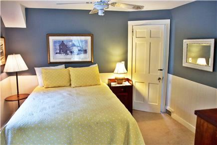 East Orleans Cape Cod vacation rental - Large queen sized bedroom upstairs