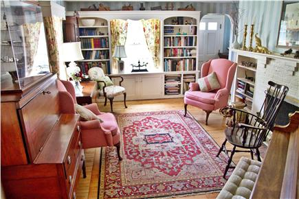 East Orleans Cape Cod vacation rental - Relax with your coffee and good book or great conversation