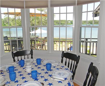 Eastham - Herring Pond Cape Cod vacation rental - Perfect for pancakes – the kitchen nook