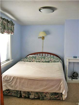 Swift's Beach, Wareham MA vacation rental - Master Bedroom with queen bed and water view