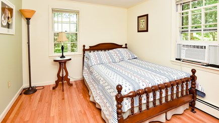 North Eastham Cape Cod vacation rental - Bedroom #3- First Floor Bedroom have Double Bed