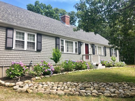 North Eastham Cape Cod vacation rental - Summer view of the house!